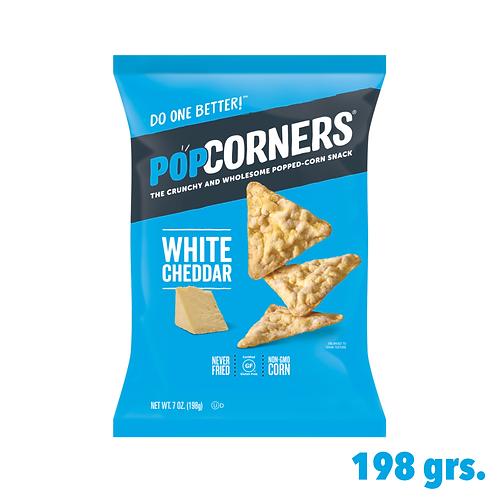 Pop Corners White Cheddar