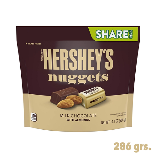 Hershey's Nuggets With Almonds