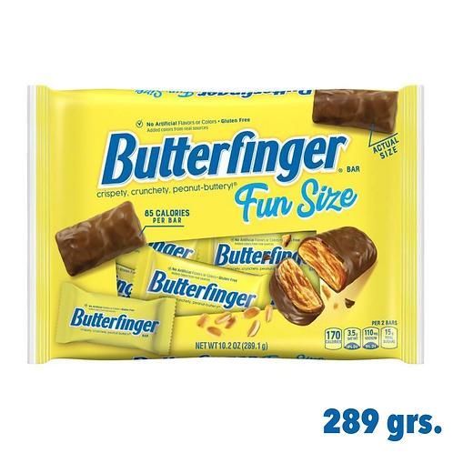 Butterfinger Fun Size Bag