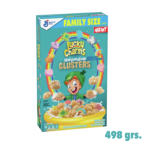 Lucky Charms Marshmallow Clusters