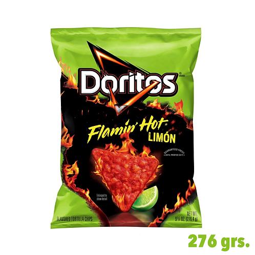 Doritos Flamin' Hot Limón