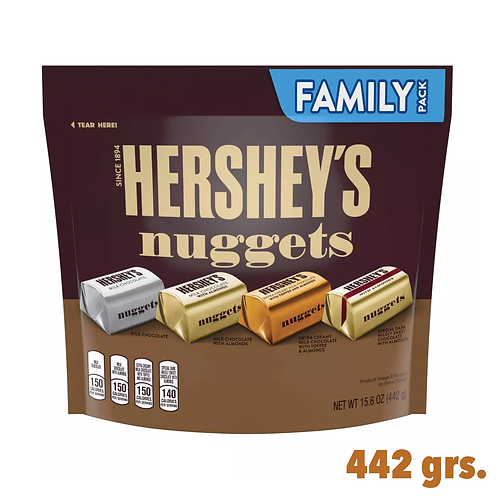 Hershey's Nuggets Assorted Family Size