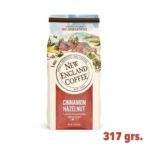 New England Coffee Cinnamon Hazelnut
