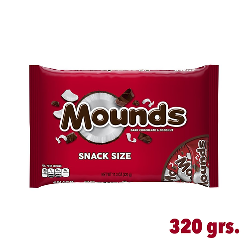 Mounds Snack Size Dark Chocolate & Coconut