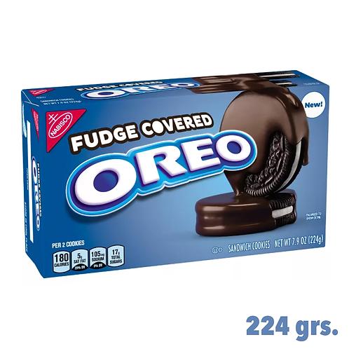Oreo Fudge Covered