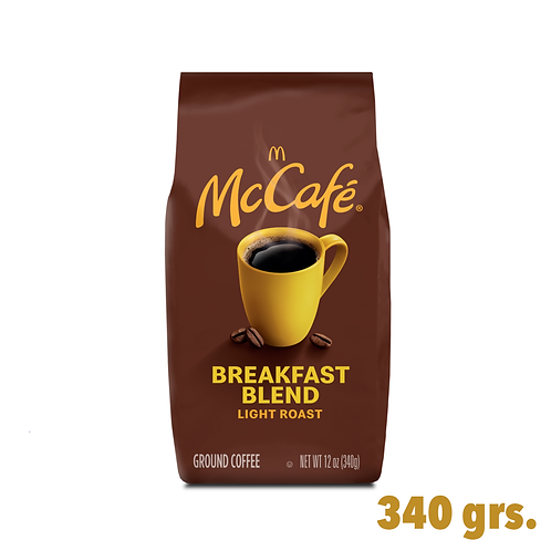 McCafé Breakfast Blend Light Roast Coffee