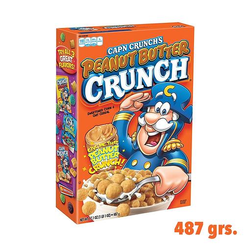 Cap'n Crunchs Peanut Butter Crunch