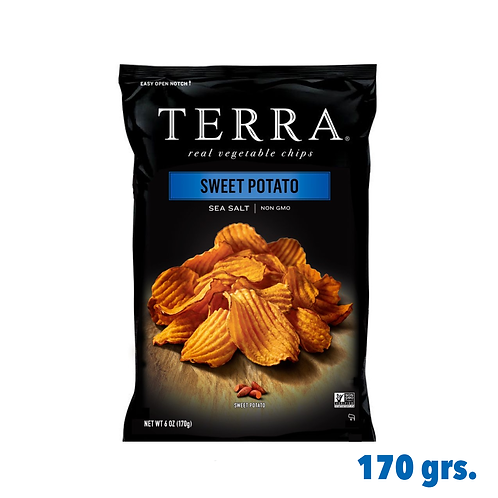 Terra Sweet Potato Sea Salt Vegetable Chips