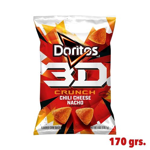 Doritos 3D Crunch Chili Cheese Nacho