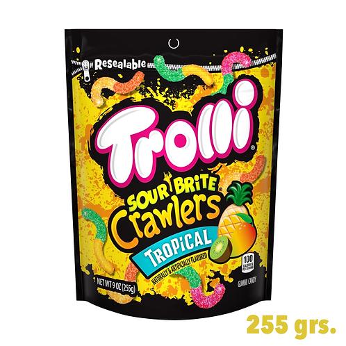 Trolli Sour Brite Crawlers Tropical