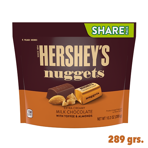 Hershey's Nuggets With Toffee & Almonds