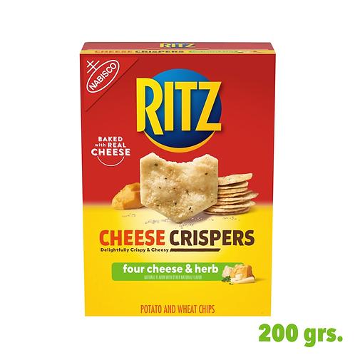 Ritz Cheese Crispers Four Cheese & Herb