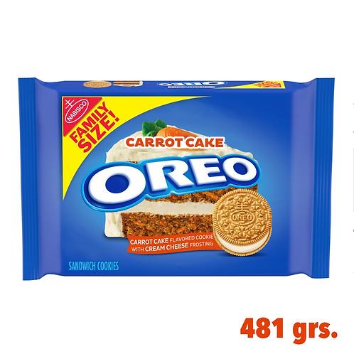 Oreo Carrot Cake