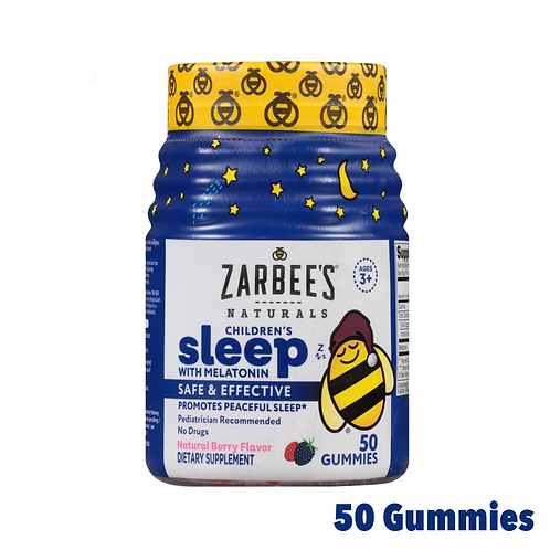 Zarbee's Children's Sleep with Melatonin