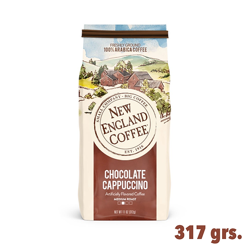 New England Coffee Chocolate Cappuccino