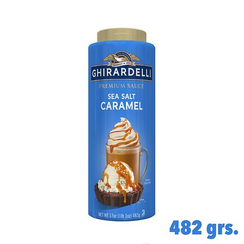 Ghirardelli Premium Sauce Sea Salt Caramel