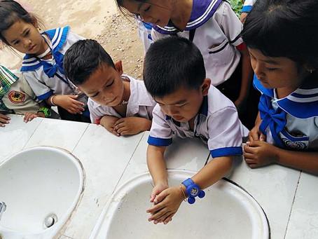 Appel au Don - Mise en place des mesures sanitaires anti Covid-19 dans les écoles IEDS-Cambodge