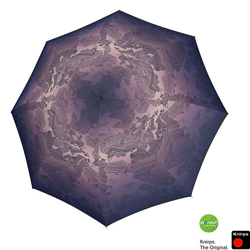 Składany damski parasol Earth T.200 Knirps