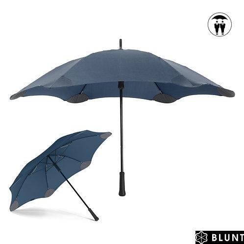 Duży mocny męski parasol Classic Blunt™