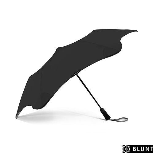 Parasol odporny na wiatr Automat Metro Black Blunt™