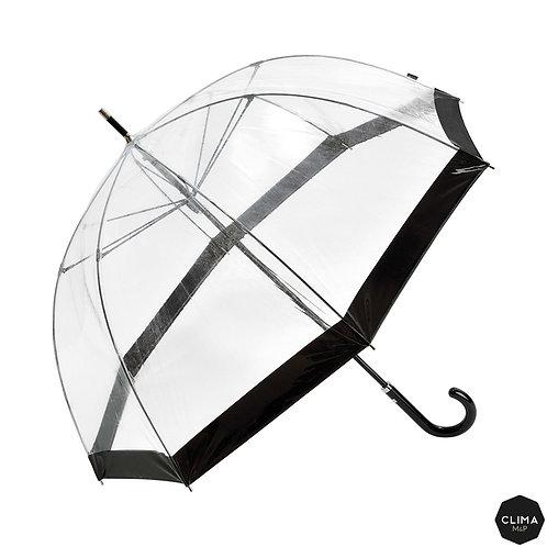 Głęboki Przezroczysty parasol Klosz Lamówka M&P 4700