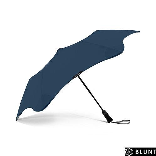 Granatowy mocny parasol Automat Metro Navy Blunt™