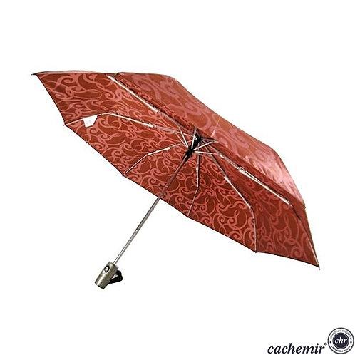 Parasol automat otwórz-zamknij Lekka satyna Cachemir 5403