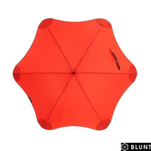 Mocny parasol Automat XS Metro Red Blunt™