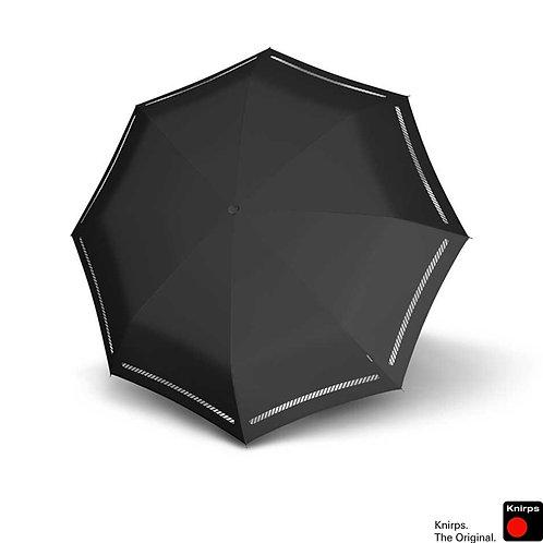 Parasol Automat otwórz-zamknij odblask Reflective Black T.200 Knirps 32007151