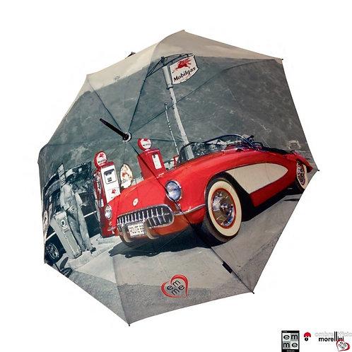 Atrakcyjny parasol Automat Panorama EMME M405
