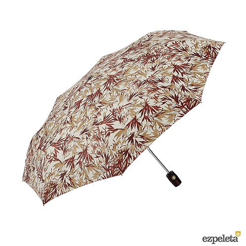 Damski parasol Automat otwórz-zamknij Listki Ezpeleta 10440