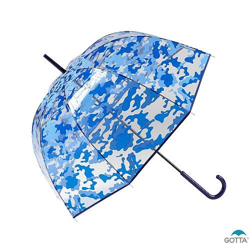 Przezroczysty Transparentny parasol Moro Gotta 11656