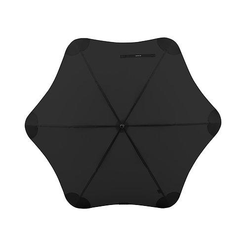 Lekki solidny długi parasol Coupe Black Blunt™