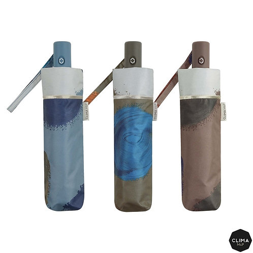 Damski parasol Automat otwórz-zamknij Arty Clima M&P 58197