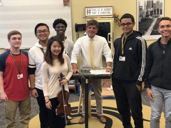 Paramus Catholic High School (Music Department)