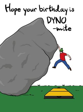 Dyno Card