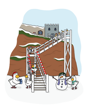 Jacobs Ladder Card