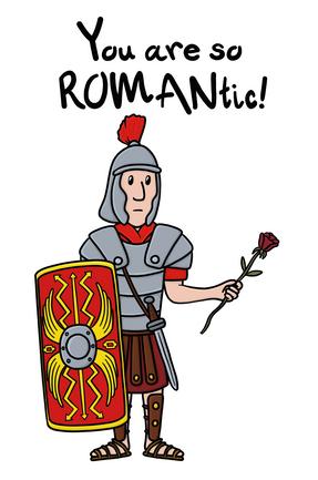 Roman Card