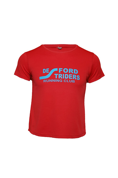 Unisex Red T shirt