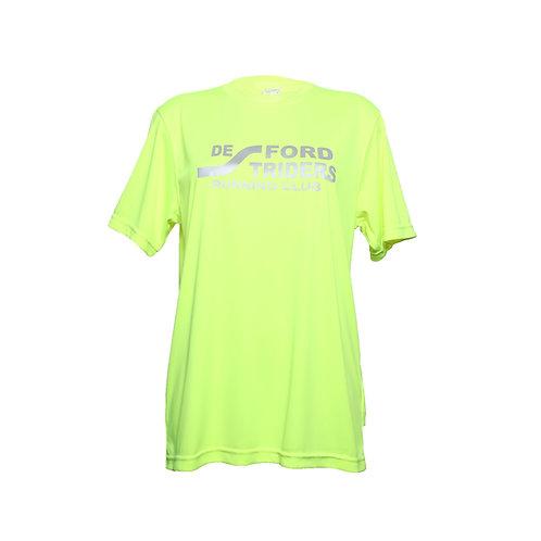 Hi viz unisex short sleeve T shirt