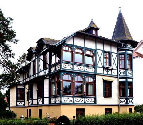Zinnowitz (Usedom/Uznam)