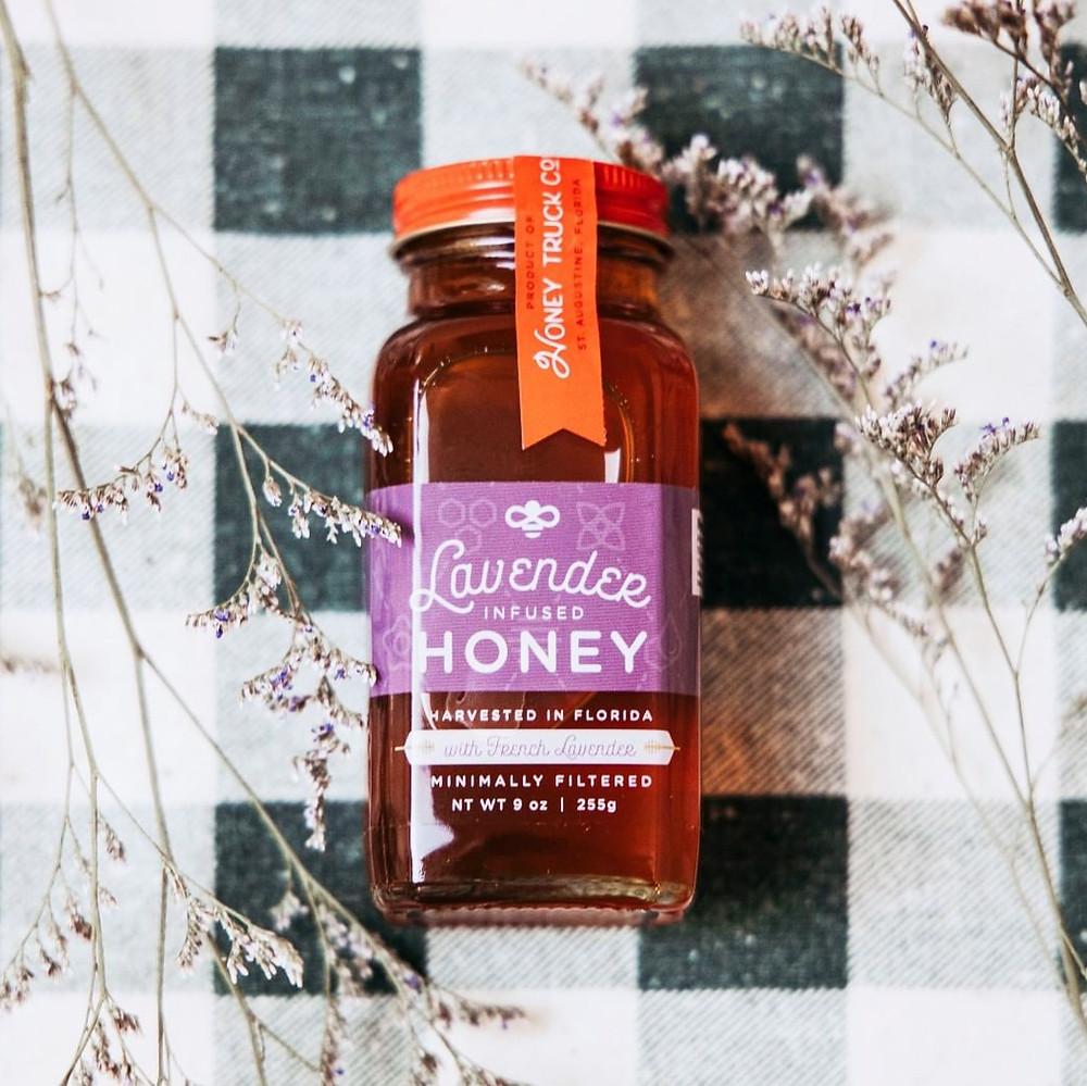 Custom Packaging The Honey Truck Co.