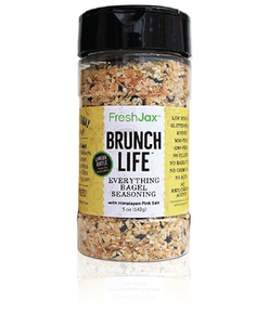 Brunch Life: Organic Everything Bagel Seasoning