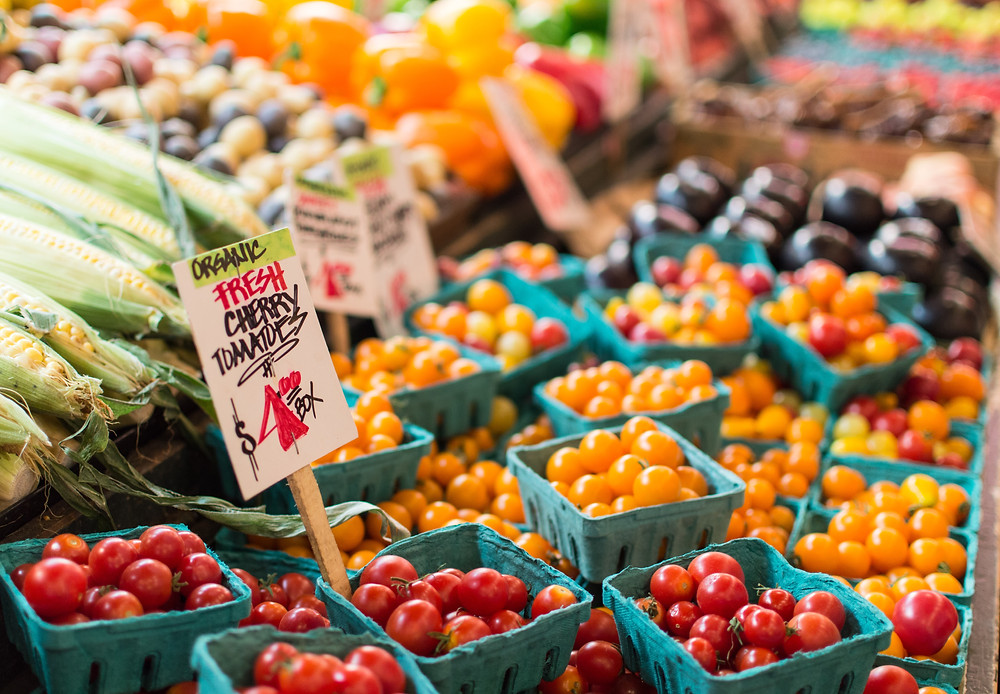 Farmers' Market Products to Retailers
