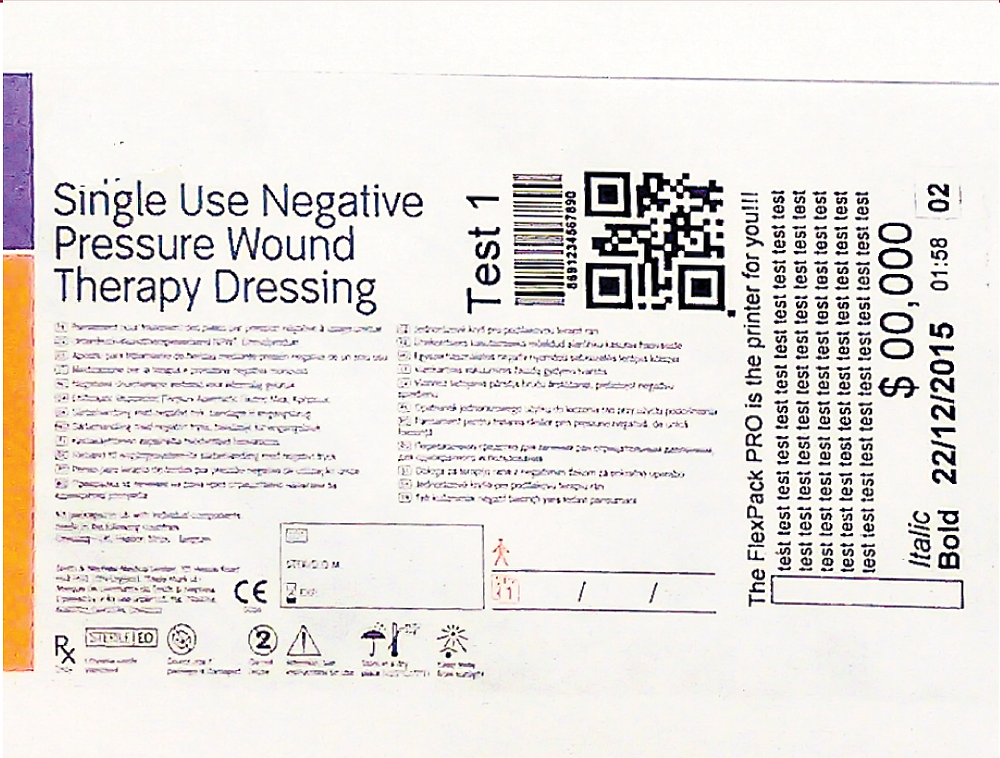 QR Codes for Product Packaging