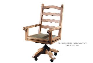 CRS 8004 Drape Ladder Office