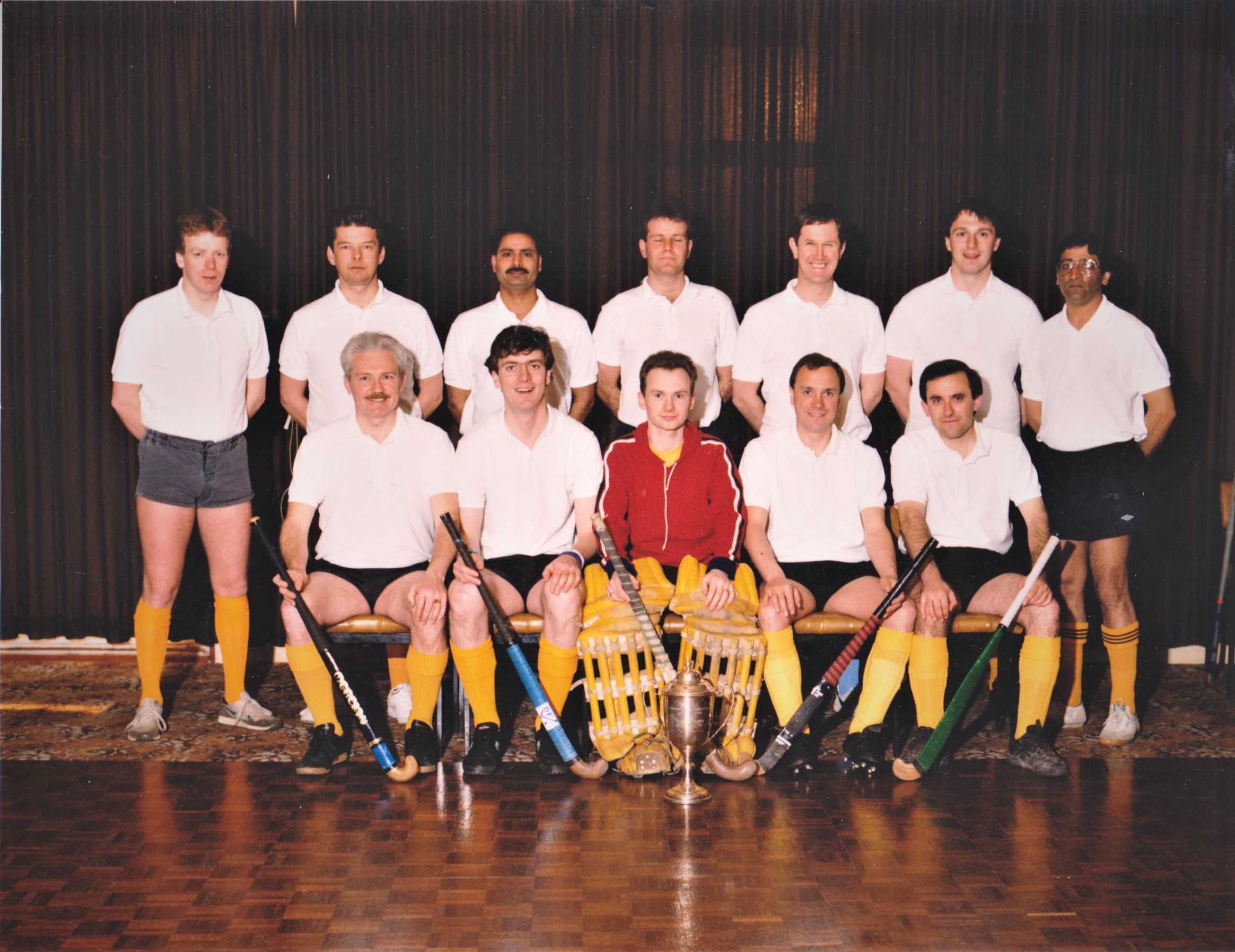 2nd XI Late 1980s 001