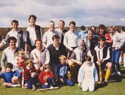 Bridlington with children. 001