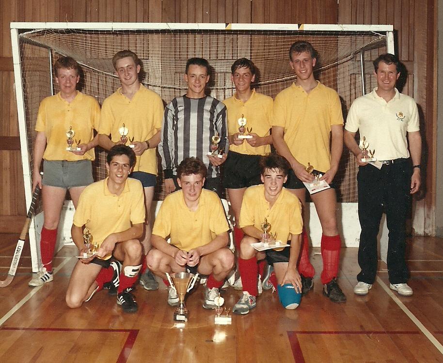U21's 1989