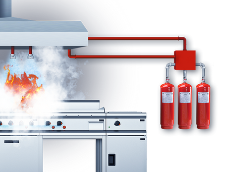 Kitchen Fire Suppression Systems: Installation and Inspections